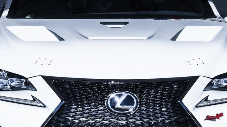 lexus rcf featured